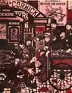 Police attack the workers, Chicago, 1886.  Art by Flavio Constantini.  Click to see a larger and clearer version.
